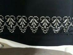 Swedish Weaving, Diy And Crafts, Cross Stitch, Tapestry, Monogram Alphabet, Straight Stitch, Hardanger, Border Tiles, Punto De Cruz