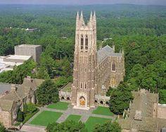 Duke Chapel -
