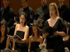Requiem de Mozart - concert participatiu Obra Social la Caixa. LAuditori de Barcelona, 07/07/2010