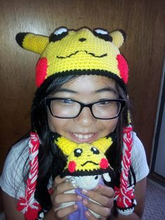 Pikachu Fun with my little one..