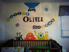 #monsters inc nursery
