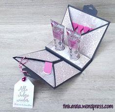 www.paperbasics.de: Weihnachtliches Beauty-Case mit Anleitung