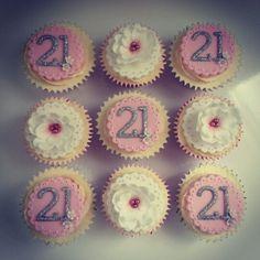 Birthday Cupcakes - Beanie's Bakery