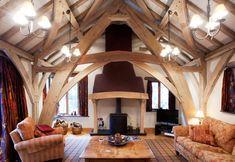 Lakeland Oak Gallery - Glenridding Home