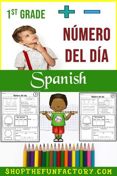 Top Ten Everyday Living Insurance Plan Misconceptions Now In Spanish Number Of The Day Practice Representing Numbers, Place Value, Before And After, Expanded Form, Odd And Even And More For Grade Common Core And Teks Objectives But Can Also Be Used In Teaching Activities, Number Activities, Learning Resources, Teaching Ideas, Elementary Teacher, Elementary Education, Math Education, The Fun Factory, First Grade Classroom