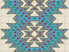 13516397_143815679371775_4295059455672408898_n.jpg (564×429) Mochila wayuu pattern