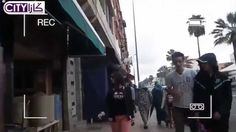 Casablanca    harassment girl 320 times in 10 hours