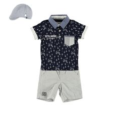 Boys outfit on www.selecti.be