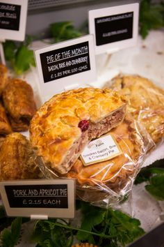 Pie of the Month Farm Shop, Smoked Bacon, Bury, Pie, Treats, Chicken, How To Make, Food, Torte