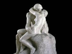 Auguste Rodin, The Kiss, Pentelican marble© Tate, London 2011 Auguste Rodin, Camille Claudel, Sculpture Art, Sculptures, Turner Contemporary, Space Matters, Turner Prize, Living Statue, Romance