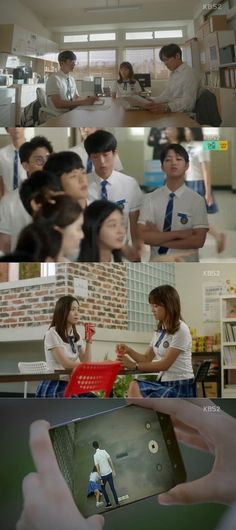 """[Spoiler] """"School Kim Sejeong to Kim Jung-hyun, """"I won't let you be alone"""" Hyun Kim, Jung Hyun, Kim Sejeong, Kim Jung, Queen Of The Ring, Kim Book, Age Of Youth, Emergency Couple, Drama School"""