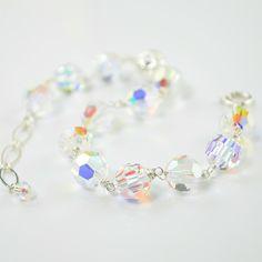 April birthstone Diamond bracelet || http://southpawonline.com/collections/coronation-birthstone-jewelry/products/april-birthstone-diamond-bracelet