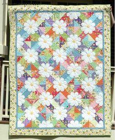 Blossoms Quilt Patte