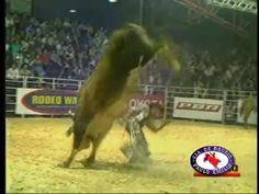 montarias no touro Bandido