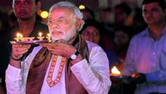 Prime Minister Narendra Modi on Thursday greeted people on the occasion of the holy period of Navratri, saying may Maa Jagdamba keep inspiring us to serve the poorest of the poor.