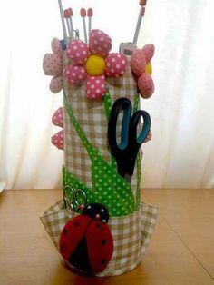 artesanato com cones de barbante - Pesquisa Google