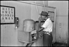 From 1935-1942, a team of talented photographers traveled around the country documenting the crushing effects of economic depression, poor land managment and severe drought.