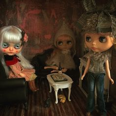 #squeakytowers #squeakymonkey #blythe #dollhouse #Cocomicchi #natcase1 #ブライス | Flickr - Photo Sharing!