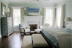 bedroom by Urban Grace Interiors