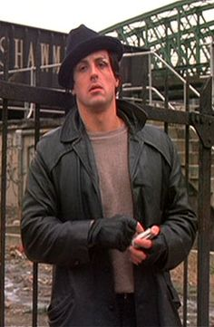 If you haven't seen him in Demolition Man Watch It!