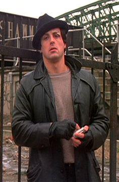 Rocky Balboa leather jacket