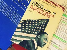 #MLK The only book I'll read today