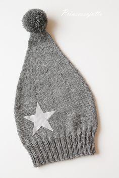 Prinsessajuttu: Toivepostaus: Hiippapipo lapselle, OHJE Loom Knitting, Knitting Patterns, Baby Accessories, Fun Projects, Handicraft, Mittens, Knitted Hats, Needlework, Knit Crochet