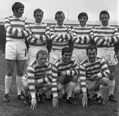 Celtic forwards 1970