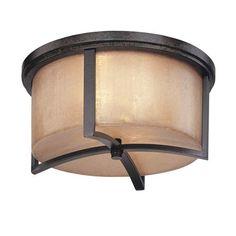 Austin Flush Ceiling Light