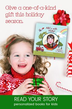 Discover the best personalized children's books, ever. In just a few clicks, add your child's name and photo into a book and create a one-of-a-kind, custom keepsake gift. Cute Gifts, Diy Gifts, Personalized Books For Kids, Unusual Baby Names, Alphabet Book, Names With Meaning, Abcs, Kid Names, Baby Love