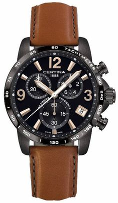 Certina Watch DS Podium Chrono #add-content #basel-16 #bezel-fixed #bracelet-strap-leather #brand-certina #case-depth-11-68mm #case-material-black-pvd #case-width-41mm #chronograph-yes #date-yes #delivery-timescale-1-2-weeks #dial-colour-black #gender-mens #luxury #movement-quartz-battery #new-product-yes #official-stockist-for-certina-watches #packaging-certina-watch-packaging #style-sports #subcat-ds-podium #supplier-model-no-c034-417-36-057-00 #warranty-certina-official-2-year-guarantee…