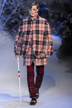 Fall 2013 Menswear  Moncler Gamme Bleu