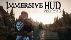 Immersive HUD - iHUD at Skyrim Nexus - mods and community