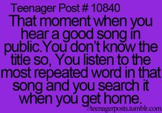 Omg!! I do this all the time!!