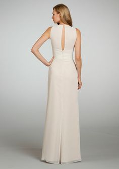 And back. | Bridesmaids and Special Occasion Dresses by Jim Hjelm Occasions - Style jh5305