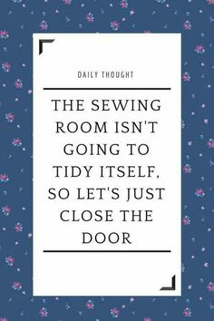 Sewing & quilting meme funny