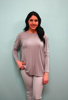 Drape Back Top! http://www.shopwildflowerboutique.com/new-products/drape-back-top