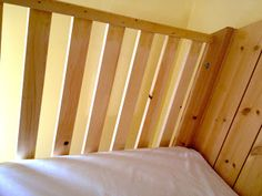 A DIY tutorial to build a kids clubhouse loft bed. Make an amazing loft space for kids that fits a twin size mattress. Playhouse Loft Bed, Kids Clubhouse, Bed For Girls Room, Window Grids, Secret Hiding Places, Bed End, New Beds, Interior Trim, Loft Spaces