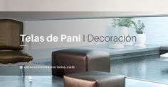 Telas de Pani I Diseño #blog