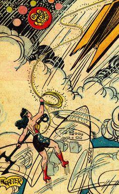 WONDER WOMAN #16 (March 1946) Art by H.G. Peter