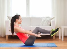 A Winter workout you can do at home! If it's cold outside and going to gym is the last thing you want to do, follow this full body winter workout from the comfort of home.