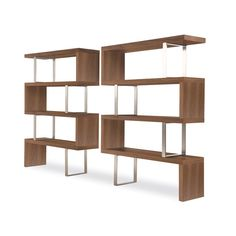 Symmetry 3-Tiered Bookshelf | dotandbo.com