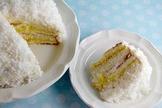 Nan's Yummy Coconut Cake | FaveSouthernRecipes.com