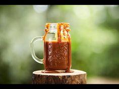 Jak zrobić solony karmel?   Sugarlady - YouTube Mason Jars, The Creator, Make It Yourself, Tableware, Sweet, Youtube, Yummy Yummy, Apple Strudel, Ice
