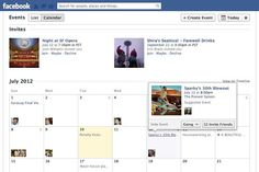 Facebook revamps Events