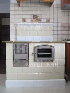Cottage Kitchens, Rocket Stoves, Wall Oven, Toilet Paper, Kitchen Appliances, Home Decor, Outside Wood Stove, Ideas, Home
