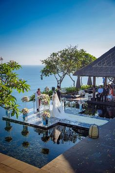 Max.Mix Photograph |   Catherine & Donny's Wedding at Bulgari, Bali