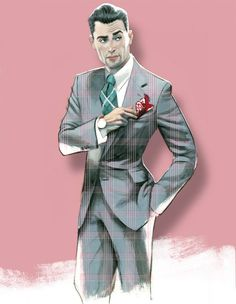 Men'S fashion illustrations by fernando vicente - inspiration grid Mens Fashion Casual Shoes, Mens Fashion Suits, Male Fashion, Trendy Fashion, Man Illustration, Fashion Sketches, Fashion Illustrations, Illustration Fashion, Moda Casual
