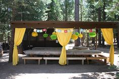 """Girls Camp Arise and Shine Forth theme incorporating """"Like a Lighthouse in the Night"""" along with a nautical theme! Camping Theme, Camping Crafts, Tent Camping, Camping Tips, Campsite, Glamping, Girls Camp Decorations, Arise And Shine, Outdoor Fun"""