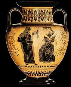 Античные греческие вазы. Обсуждение на LiveInternet - Российский Сервис Онлайн-Дневников